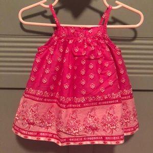 Gap floral dress